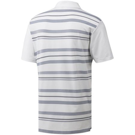 Shirt adidas ULTIMATE365 Stripe Polo Adidas Golf Picture