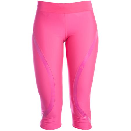 Golf undefined Run 3/4 Tight Shock Pink - FINAL SALE made by Adidas Golf