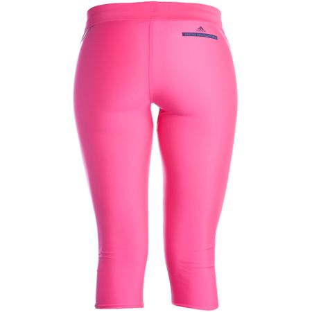 Trousers Run 3/4 Tight Shock Pink - FINAL SALE Adidas Golf Picture