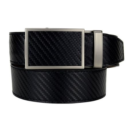 Belt Nexbelt Go-In Fast Eddie Carbon Belt - Black Nexbelt Picture