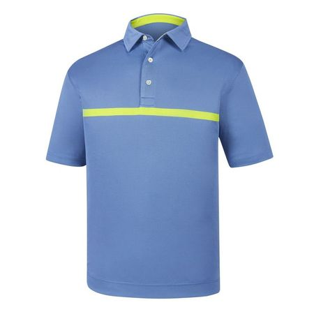 Golf undefined Engineered Nailhead Jacquard Self Collar Polo made by FootJoy