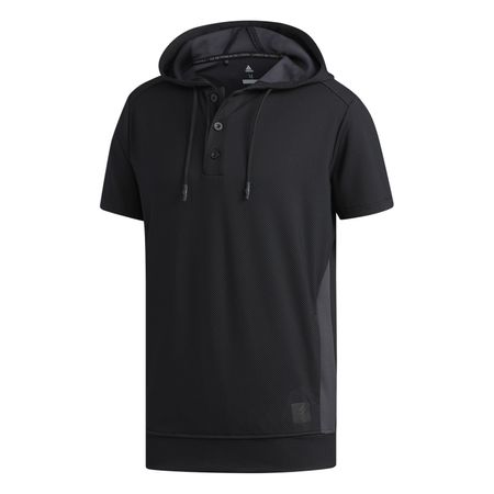 Shirt Adicross Short Sleeve Hoodie Adidas Golf Picture