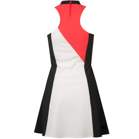 Dress Block Party Dress White/Grey/Coral - 2018 Foray Golf Picture