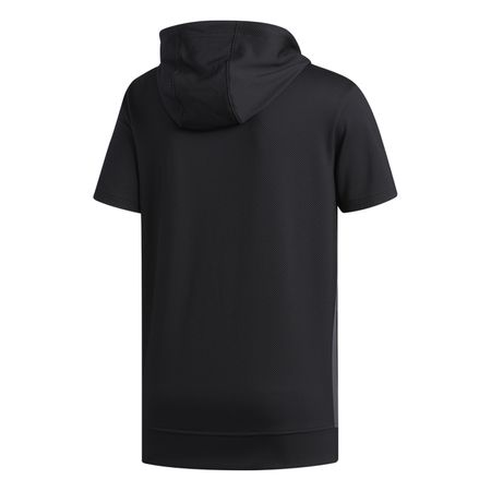 Golf undefined Adicross Short Sleeve Hoodie made by Adidas Golf