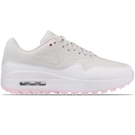 Golf undefined Womens Air Max 1G Vast Grey/White - SS19 made by Nike