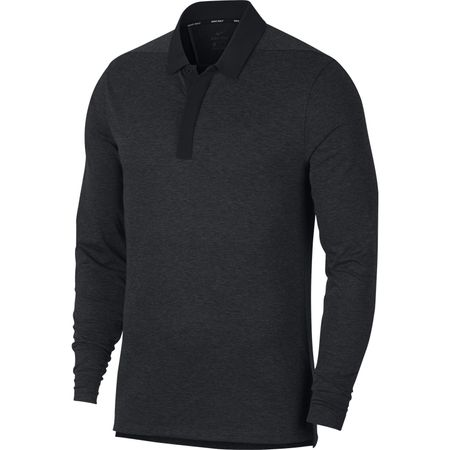 Golf undefined Nike Dry Long Sleeve Golf Polo made by Nike