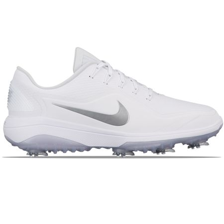 Golf undefined Womens React Vapor II White/Metallic Silver - W18 made by Nike