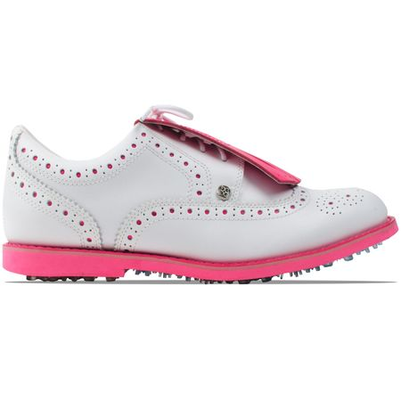 Shoes Womens Brogue Kiltie Gallivanter Blossom - 2018 G/FORE Picture