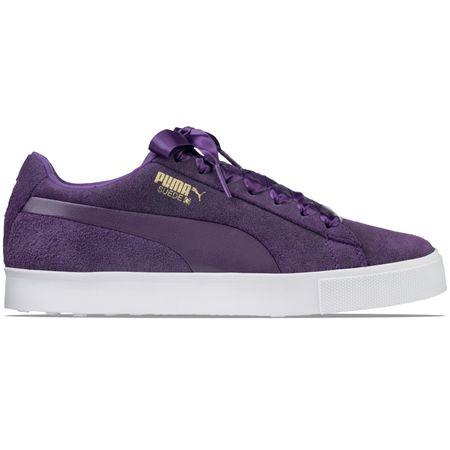 Golf undefined Womens Suede Golf Shoe Majesty - AW18 made by Puma Golf