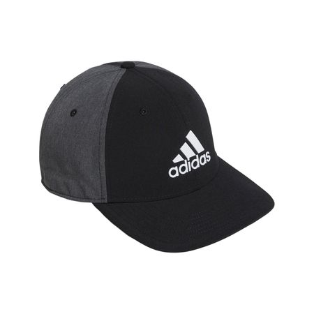 Golf undefined A-Stretch Badge of Sport Heather Tour Hat made by Adidas Golf
