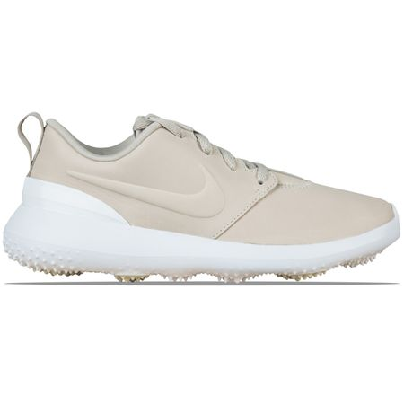 Shoes Womens Roshe Golf Pure Platinum/White - SS19 Nike Golf Picture