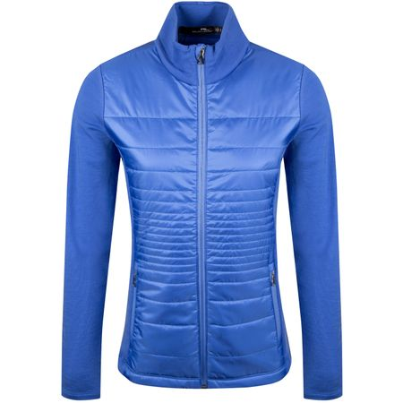 Golf undefined Womens Hybrid Jacket Maidstone Blue - SS19 made by Polo Ralph Lauren