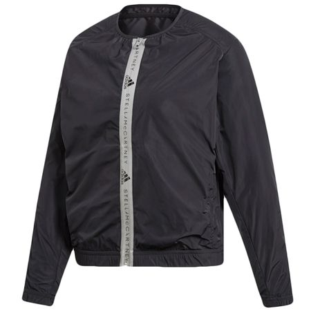 Jacket Bomber Jacket Black - SS19 Adidas Golf Picture