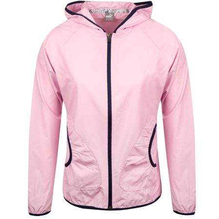 Golf undefined Womens Zephyr Jacket Pale Pink - SS19 made by Puma Golf
