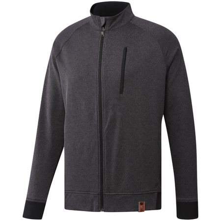 Outerwear Jacquard Jacket Adidas Golf Picture