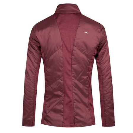 Golf undefined Womens Radiation Jacket Intensive Plum - AW18 made by Kjus