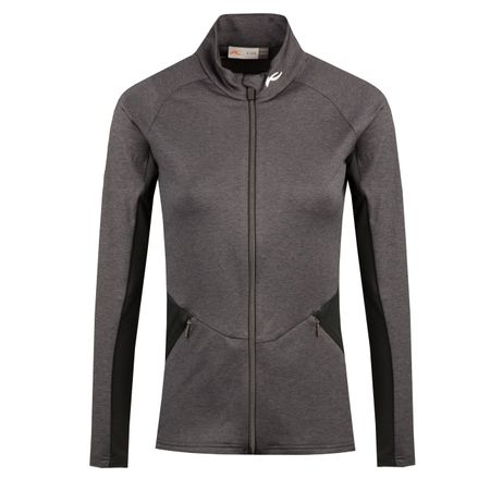 Golf undefined Womens Marlene Jacket Black Melange - AW18 made by Kjus