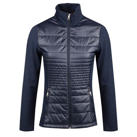 Golf undefined Womens Cool Wool Hybrid Jacket French Navy - AW18 made by Polo Ralph Lauren
