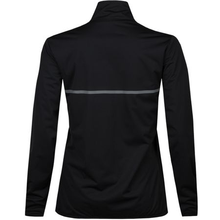 Golf undefined Womens Repel Full Zip Jacket Black - SS18 made by Nike