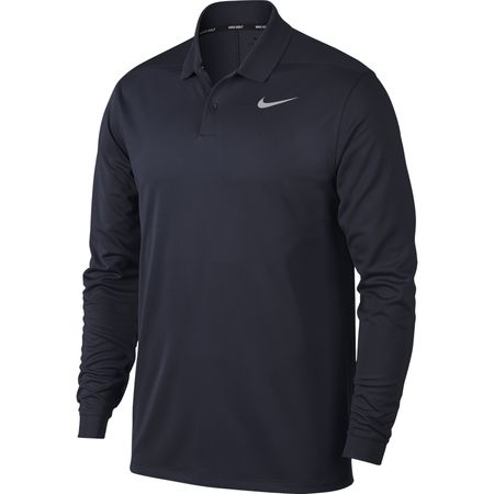 Shirt Nike Dry Victory Long Sleeve Polo Nike Golf Picture