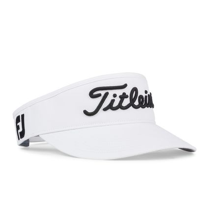 Golf undefined Tour Staff Visor made by Titleist
