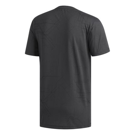 Shirt Adicross All-Over Graphic Tee Adidas Golf Picture