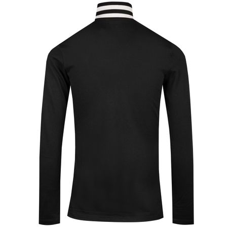 Golf undefined Womens Extreme Jersey LS HZ Layer Polo Black - SS19 made by Polo Ralph Lauren