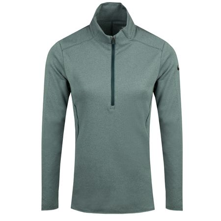 Golf undefined Womens LS Dry Top Midnight Spruce - W18 made by Nike Golf