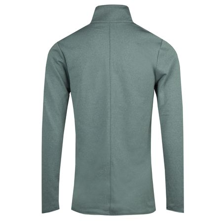 Golf undefined Womens LS Dry Top Midnight Spruce - W18 made by Nike