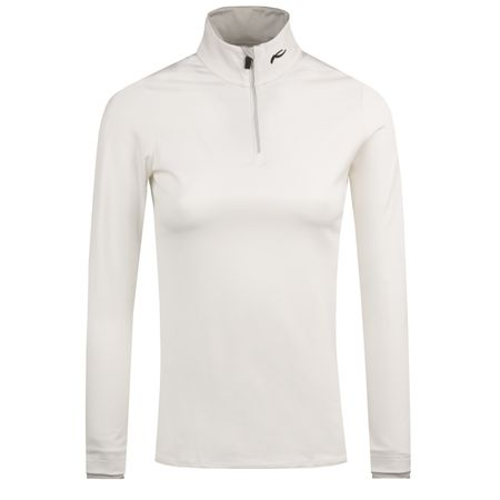 Golf undefined Womens Feel Halfzip White - 2019 made by Kjus