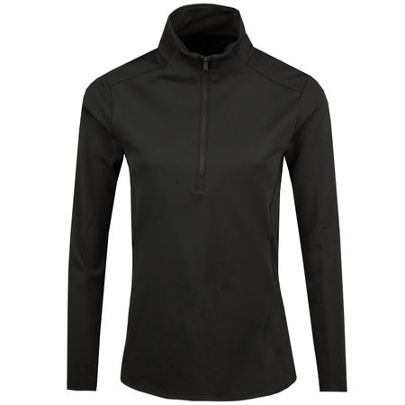 Golf undefined Womens LS Dry Top Black - AW18 made by Nike