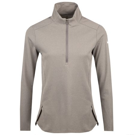 Golf undefined Womens LS Dry Top Gunsmoke - AW18 made by Nike Golf