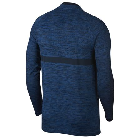 Golf undefined Nike Dry 1/2-Zip Golf Top made by Nike Golf