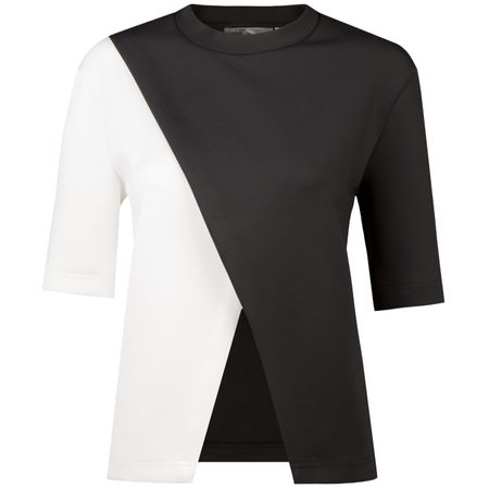 MidLayer Block Party Spacer Layering White/Black - 2018 Foray Golf Picture