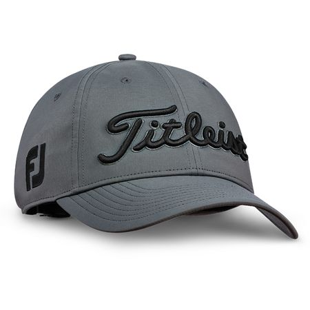 Golf undefined Tour Performance Charcoal Hat made by Titleist
