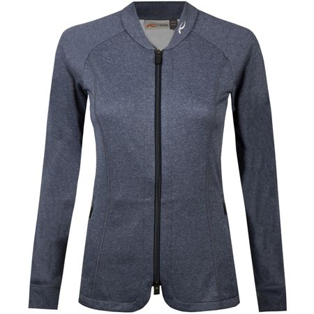 Golf undefined Womens Mona Jacket Atlanta Blue - 2018 made by Kjus