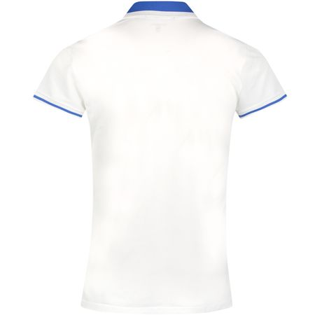 Polo Womens Val Polo Pure White/Maidstone Blue - SS19 Polo Ralph Lauren Picture