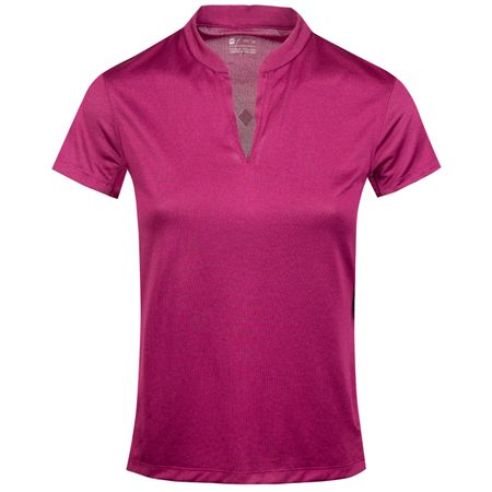 Golf undefined Womens Zonal Cooling Polo True Berry - SS19 made by Nike