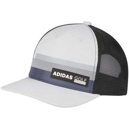 Golf undefined adidas Stripe Trucker Hat made by Adidas Golf