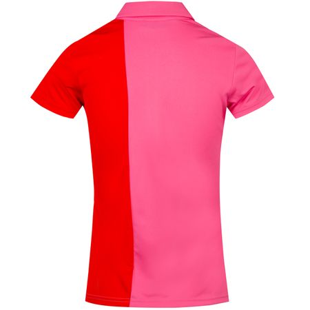 Polo Womens Peka TX Jersey Pop Pink - SS19 J.Lindeberg Picture