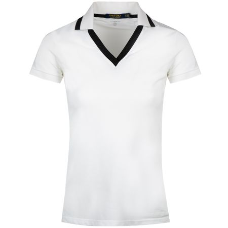 Golf undefined Womens Cricket Performance Pique Polo Pure White - SS19 made by Polo Ralph Lauren