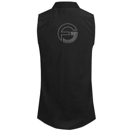 Golf undefined Foray Core 2.0 Sleeveless Polo Black - 2018 made by Foray Golf