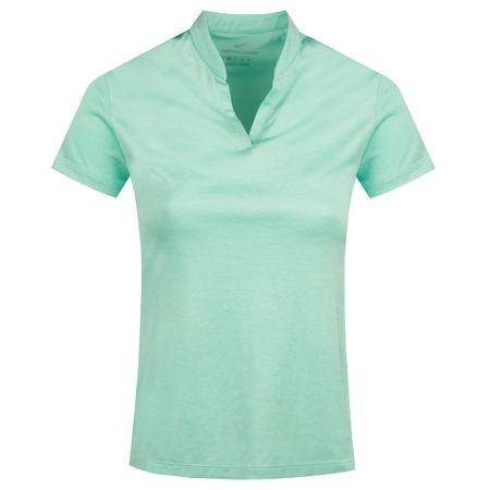 Golf undefined Womens Zonal Cooling Jacquard Polo Igloo - W18 made by Nike Golf