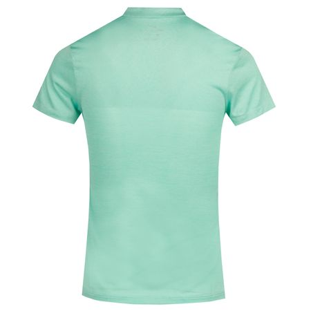 Golf undefined Womens Zonal Cooling Jacquard Polo Igloo - W18 made by Nike