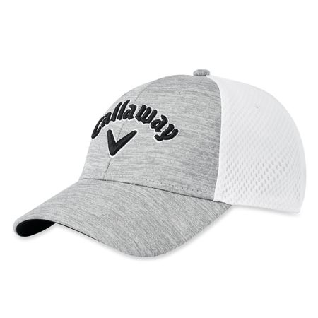 Cap Mesh Fitted Hat Callaway Golf Picture
