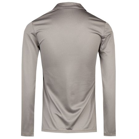 Golf undefined Womens Dry LS Core Polo Gunsmoke - AW18 made by Nike Golf