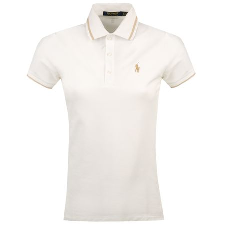 Golf undefined Womens Val Polo Pure White - AW18 made by Polo Ralph Lauren