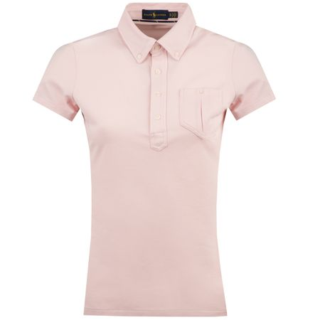 Golf undefined Womens Performance Oxford Polo Garden Pink - AW18 made by Polo Ralph Lauren