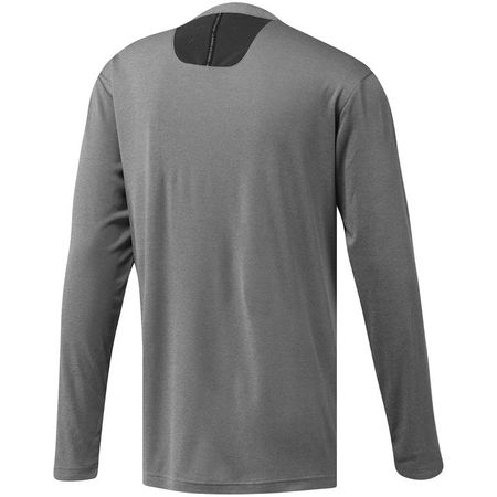 Golf undefined adidas adicross No-Show Range Henley Shirt made by Adidas Golf