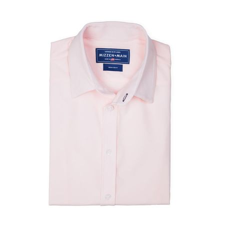 Golf undefined Mizzen & Main Buchanan Dress Shirt Mickelson Edition made by Mizzen+Main